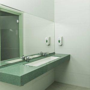 Hotel Mirage Med Spa Eforie lavoar Square 70 -7 Granulon si Alb